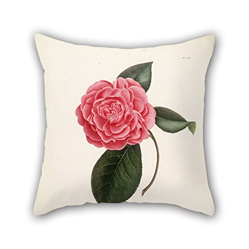 Vera De Milo Costume (Loveloveu Flower Cushion Cases 16 X 16 Inches / 40 By 40 Cm For Bar,kids Room,pub,girls,christmas,dinning Room With Both Sides)