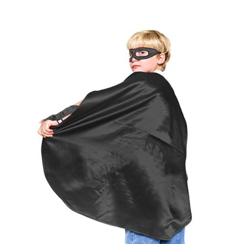 Superhero Capes For Kids | Everfan Child Super Hero Cape | Cape Costume For Children | Polyester Satin