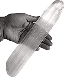 Selenite Sticks 6 to 8.5 Inches long, 1 ...