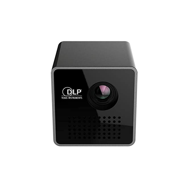 ZUKN Proyector DLP Inalámbrico Smart Pico HD 1080P LED Mini Beam ...