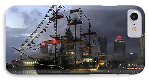 Gasparilla Pirate Festival (iPhone 8 Slim Case
