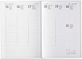 """Diario agenda scuola collegetimer /""""Unicorno/"""" 2018//2019 Settimanale 15x21 cm 224 pagine"""