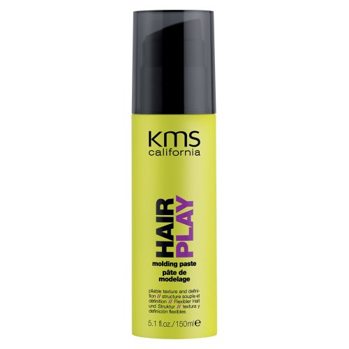 KMS California Hair Play Molding Paste, 5.1 Fluid (Hair Play Molding Paste)