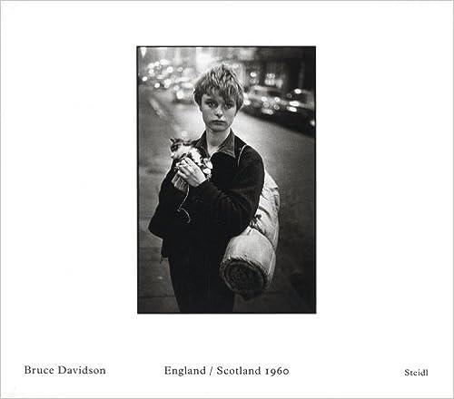 Télécharger des livres sur ipod touch gratuitement Bruce Davidson : England / Scotland 1960 PDF PDB CHM by Mark Haworth-Booth,Bruce Davidson 3865211275