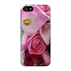 Shockproof/dirt-proof Roses For Nice Destiny Covers Cases For Iphone(5/5s)