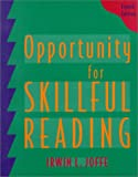 Opportunity for Skillful Reading 9780534523268