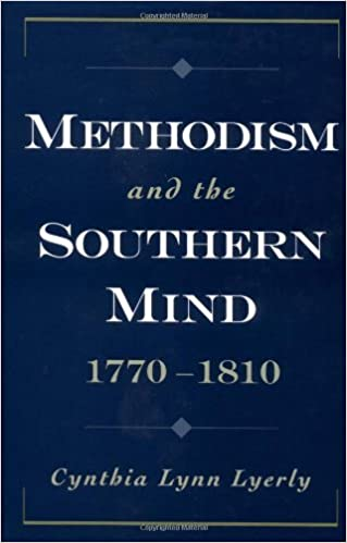Read Methodism and the Southern Mind, 1770-1810 (Religion in America) PDF