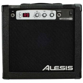 Guitar Amplifier with 8