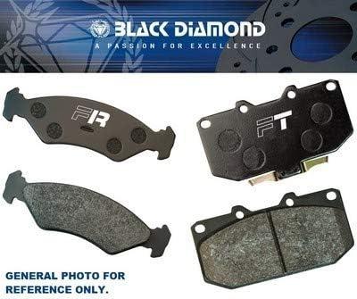 Set of 2 Black Diamond PP404 /Bremsbel/äge 2-Set