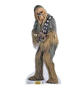 Advanced Graphics Chewbacca Life Size Cardboard Cutout Standup - Star Wars Classics (IV-VI)
