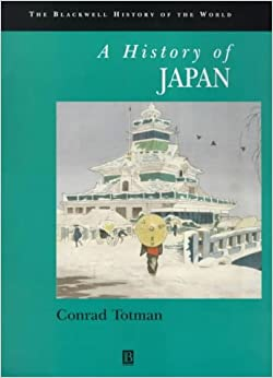 A History of Japan (Blackwell History of the World)