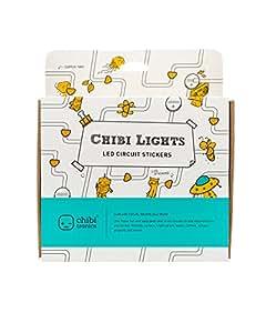 Chibitronics - Chibi Lights - LED Circuit Stickers STEM Starter Kit