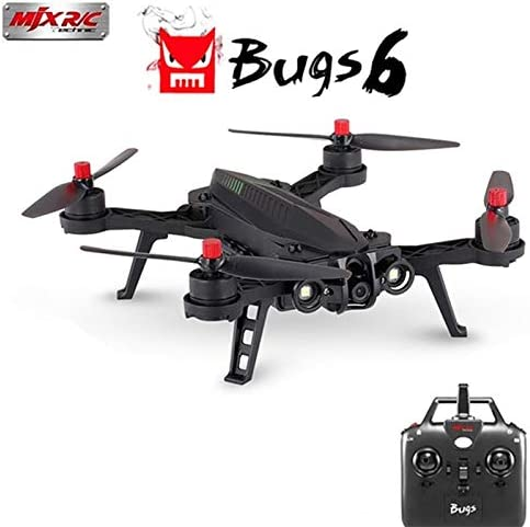XIANG MJX Bugs 6 B6 RC Drone 2.4G Brushless Motor Racing Drone Quadcopter Without Camera
