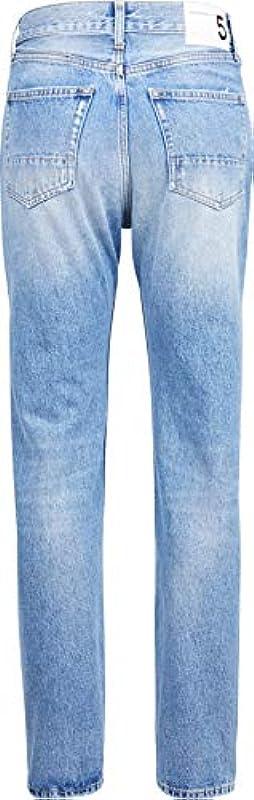 Department 5 Męskie Jeans Pasa in Hellblau 33: Odzież
