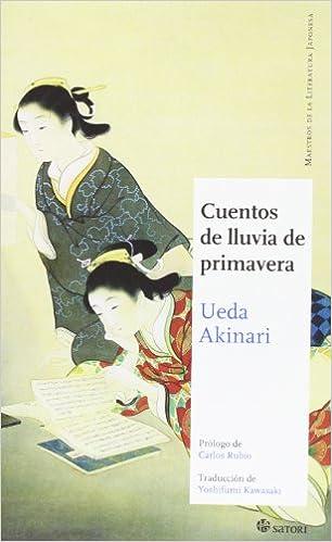Cuentos De Lluvia De Primavera Maestros de la literatura ...