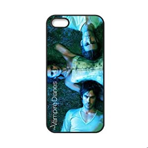 Custom Design With Vampire Diaries For Apple Iphone 5 Ip5S Protective Phone Cases For Teens Choose Design 4