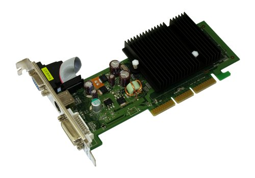 Geforce 6200 Agp - 8