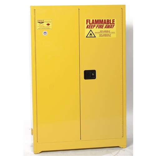 Flammable Liquid Cabinet (Eagle 1911 Metal Shelf for 1962 and 6010 Flammable Liquid Safety Cabinet )