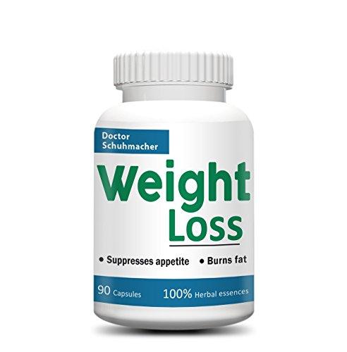 Потеря веса Формула - Ультра подавления аппетита и питания Fat Burner - Balanced травяная смесь