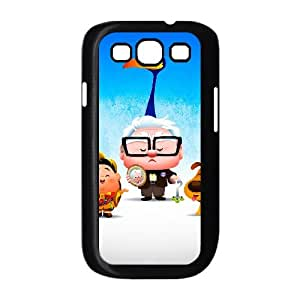 up kawaii wide Samsung Galaxy S3 9300 Cell Phone Case Black 53Go-261575