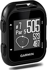 Approach G10 golf GPS offers great value and precise distances in a convenient clip-on form. On your belt, on your bag or in your pocket, this compact device fits anywhere. It comes preloaded with more than 40,000 international courses and gi...