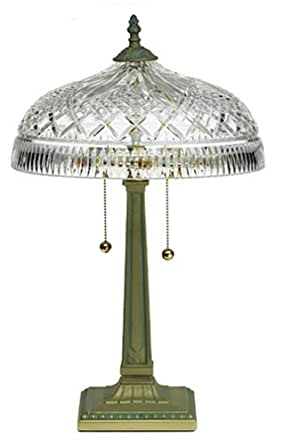 Waterford Crystal 23 Inch Beaumont Lamp Table Lamps