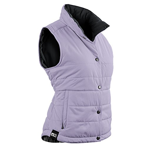 Sun Mountain Alpine Golf Vest 2016 Ladies Lilac/Steel X-Large by Sun Mountain