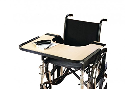 Bariatric Wheelchair Tray, Fits up to 28