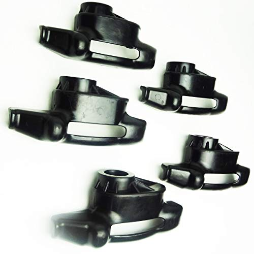Mount Head nylon plastic duck head Fits Coats* Tire Machine/Changer 183060 5 pack (Machine Head)