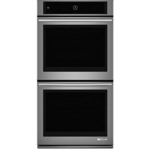 """JENN-AIR 27"""" Full Color Menu LCD Display Stainless Double Wa"""