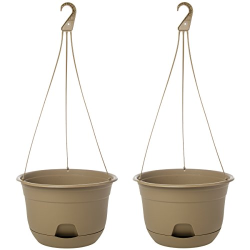 Suncast 2 Self Watering Hanging Planters Outdoor product image