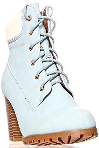 Lolli Couture Jp Original Daim Matériel Sangles Velcro Or Accent Occasionnel Wedge Sneakers Lightblue-cici-10