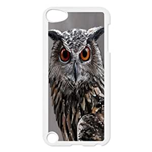 Generic Case Art Owl For Ipod Touch 5 123GY74436