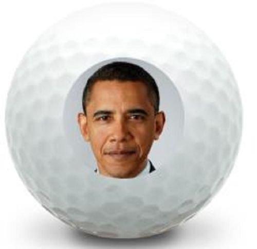 36 - 3 DOZEN President Obama Logo Collectors Item Titleist Pro V1 Mint AAAAA Golf Balls