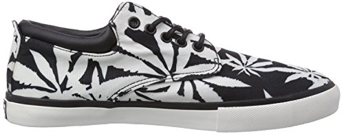 British Knights Juno, Unisex Adults' Trainers Black (Black/Wht 02)