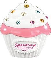 2015 Daughter - Cupcake Carlton Ornament