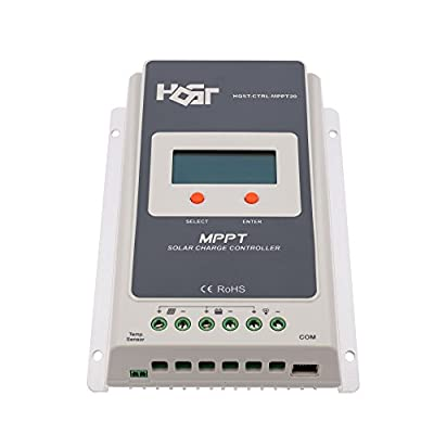 Best Cheap Deal for HQST MPPT Solar Charge Controller by HQST - Free 2 Day Shipping Available