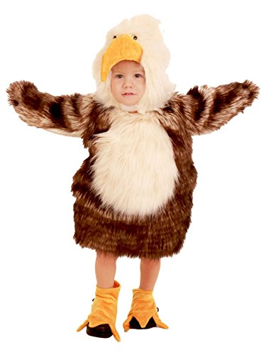 Princess Paradise Baby's Deluxe Bald Eagle Costume, 18M-2T
