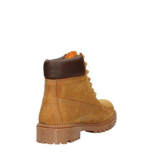 Lumberjack Yellow Dk Sm00101 Ingrassato Uomo 014h01 Stivaletti Brown rwrBPq