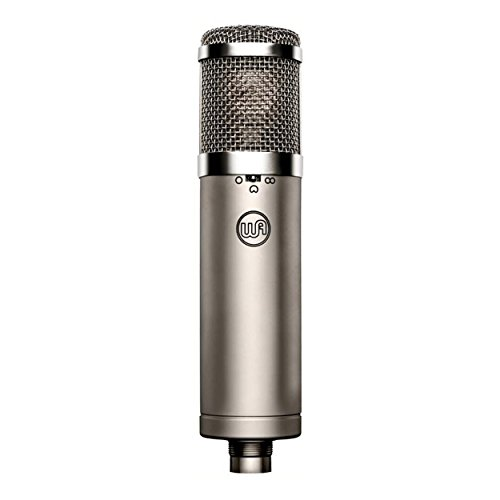 Condenser Large Pattern Diaphragm Microphone - Warm Audio WA-47Jr Large-diaphragm Condenser Microphone