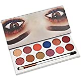 Godhl 12 Colours Eye Shadow / Makeup / Beauty Professional Palette