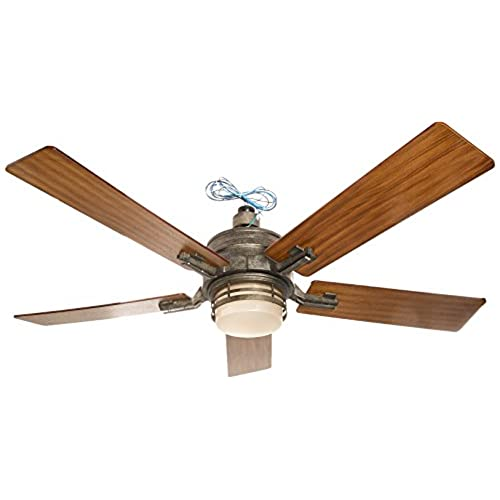 Vintage style ceiling fans with lights amazon emerson ceiling fans cf880vs amhurst indoor ceiling fan with light and wall control 54 inch blades vintage steel finish aloadofball Images