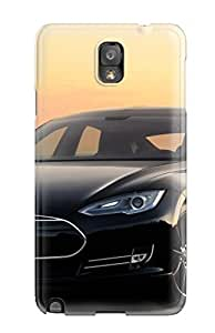 For SamSung Galaxy S6 Case Cover Well-designed Hard Tesla Model7 Protector