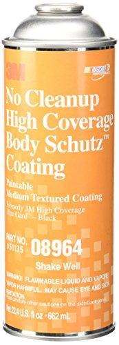 3M 08964 No Cleanup High Coverage Body Schutz Coating - 22.4 fl. oz
