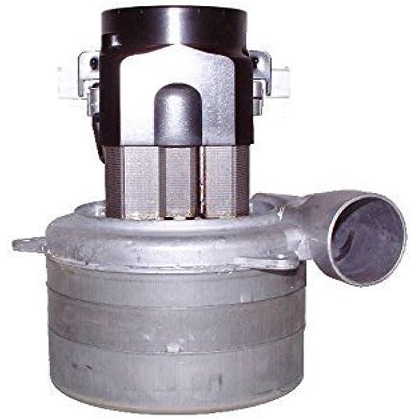 Suction Motor Nilfisk ax400 mattvtt Original Ametek Lamb 117123-00 117 123-00