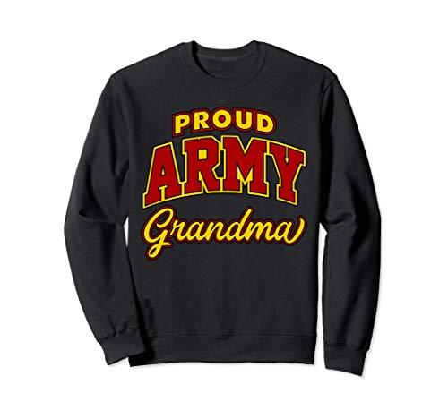 Proud Army Grandma Sweatshirt for Women