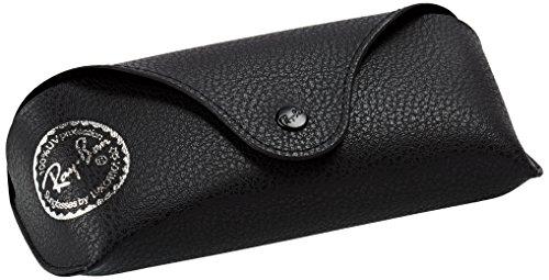 Sonnenbrille RB Black Matte Ray Ban LITEFORCE 4179 xqT70Htnw5