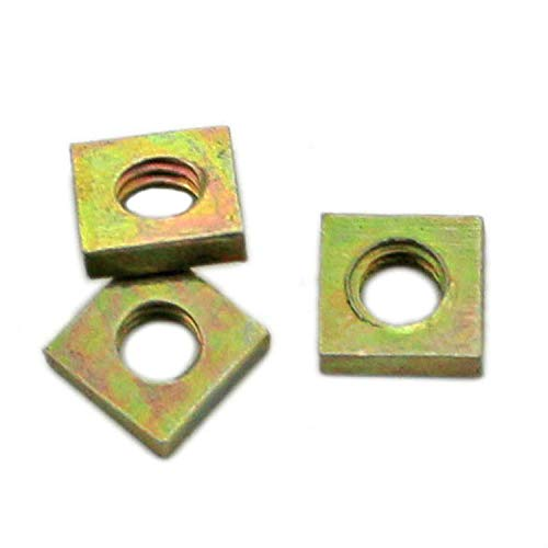 Color Zinc Square Nut M382 Square Nuts