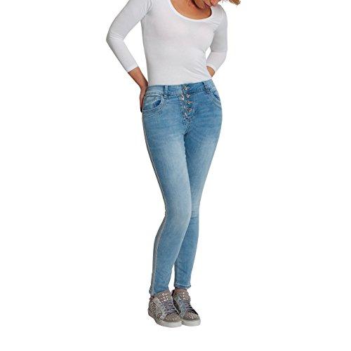 W34 Jeans SKUTARI SKUTARI Femme SKUTARI Bleu Femme W34 Jeans Bleu YnRqXaxtwz