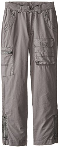 Pants Boys And Willy Wes (Wes & Willy Big Boys' Cn Tech Pant, Charcoal, X-Large)